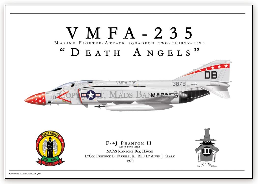 McDonnell Douglas F-4 Phantom IIN (interceptor y cazabombardero supersónico, biplaza, bimotor y de largo alcance USA) - Página 2 F4J_VMFA235_MB_wseb