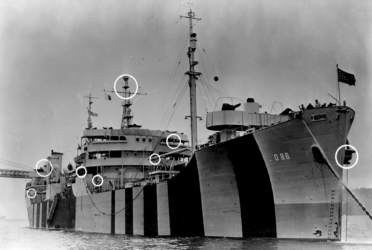 Pétrolier T2, USS Pamanset (AO-85) 1943, Impression 3D & Scratch au 1/200 - Page 3 AO086B