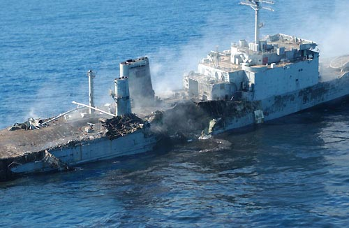 Royal Moroccan Navy Newport class / Sidi Mohammed Ben Abdellah ( 407 ) ( Inactive ) - Page 3 LST%201185-c