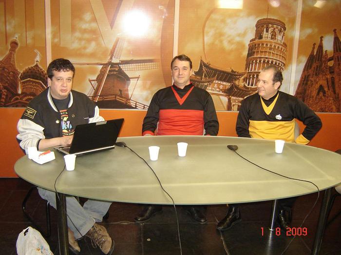 Entrevista no Programa SÃO Entrevista_02