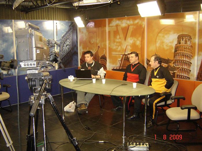 Entrevista no Programa SÃO Entrevista_03