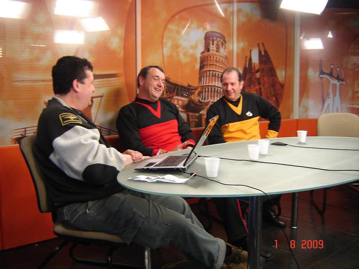 Entrevista no Programa SÃO Entrevista_05