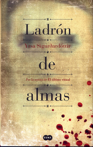 ##Ladrón de almas, Yrsa Sigurðardóttir - Þóra & Mathew, 2 Ladron_de_almas