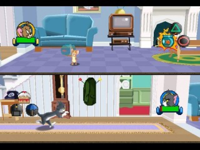 Tom & Jerry (PS1) 6802