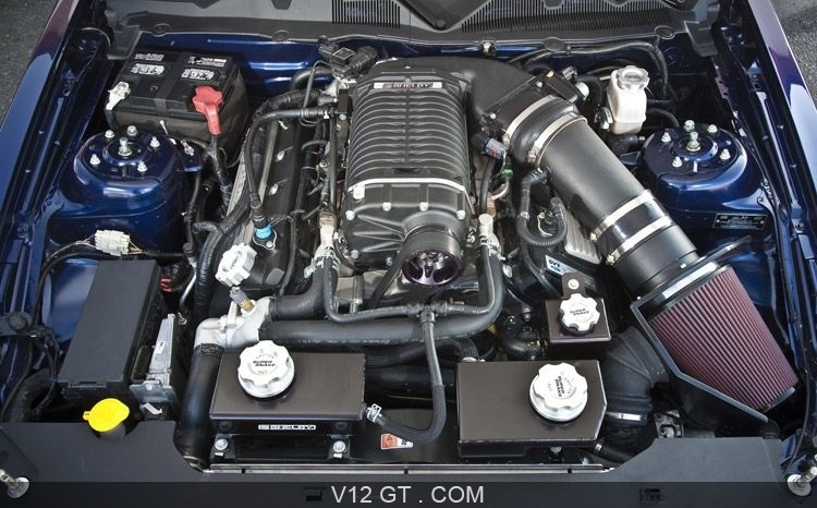 Voiture [Shelby GT500] Revell 1:25  Shelby-GT500-Super-Snake-2011-moteur_zoom
