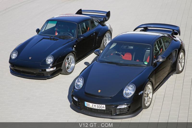 [Photos] Sortie Aérodrome Cerny-La Ferté Alais (16/01/2011) - Page 2 Porsche-997-GT2-RS-noir-993-GT2-noir-3-4-avant-gauche-vue-de-haut_zoom