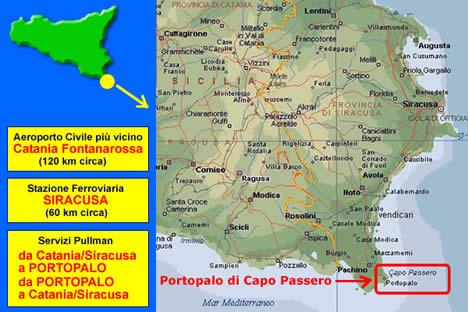 Le più belle spiagge italiane Mappa_provincia