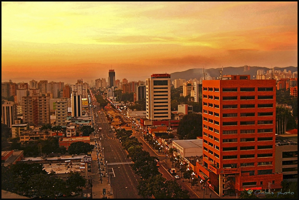 """MI TIERRA"" Sunsetcity"