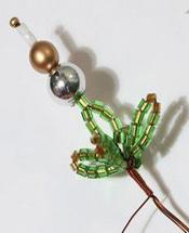 Плетение елочки из бисера (автор Башкатова Елена) 15_175