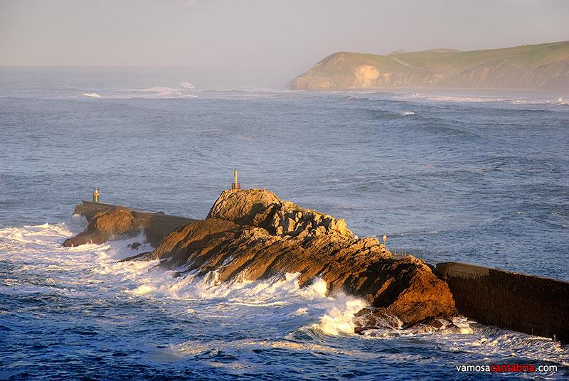 El mar azul.....la mar...sus olas 11463