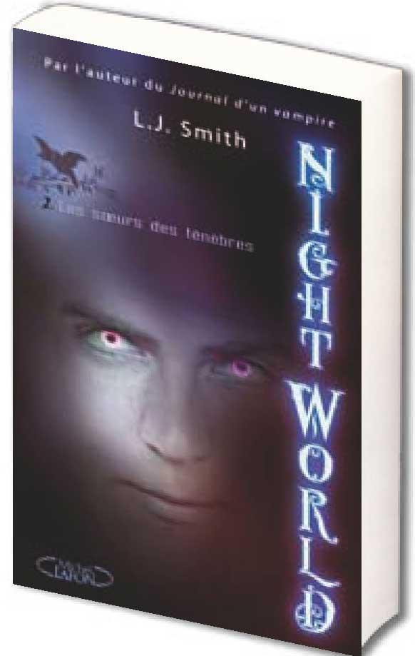 Nightworld (série) - LJ Smith NW_02_preview
