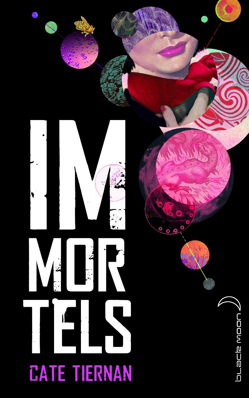 Immortels - Tome 1 : La fuite de Cate Tiernan Immortels