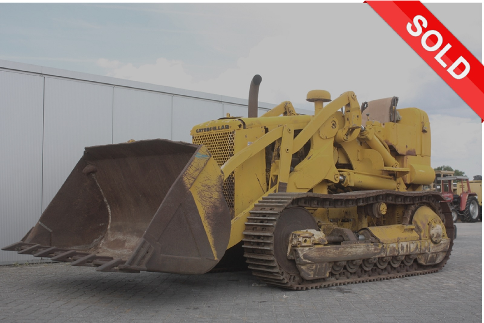 pale cingolate Caterpillar-955h-e02090-001