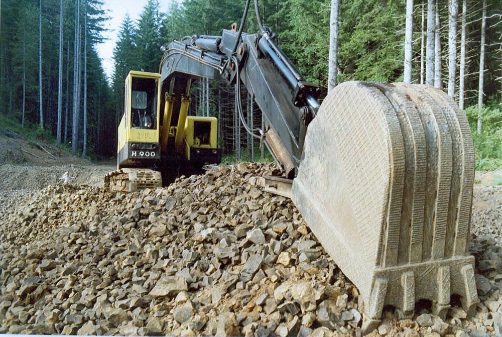 escavatori H900a1