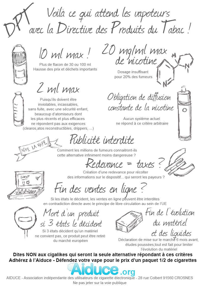 Le guide de survie du vapoteur - Page 3 FlyerDPT