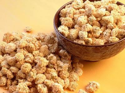 Présentation de Camomille. Fleurs-sechees-camomille