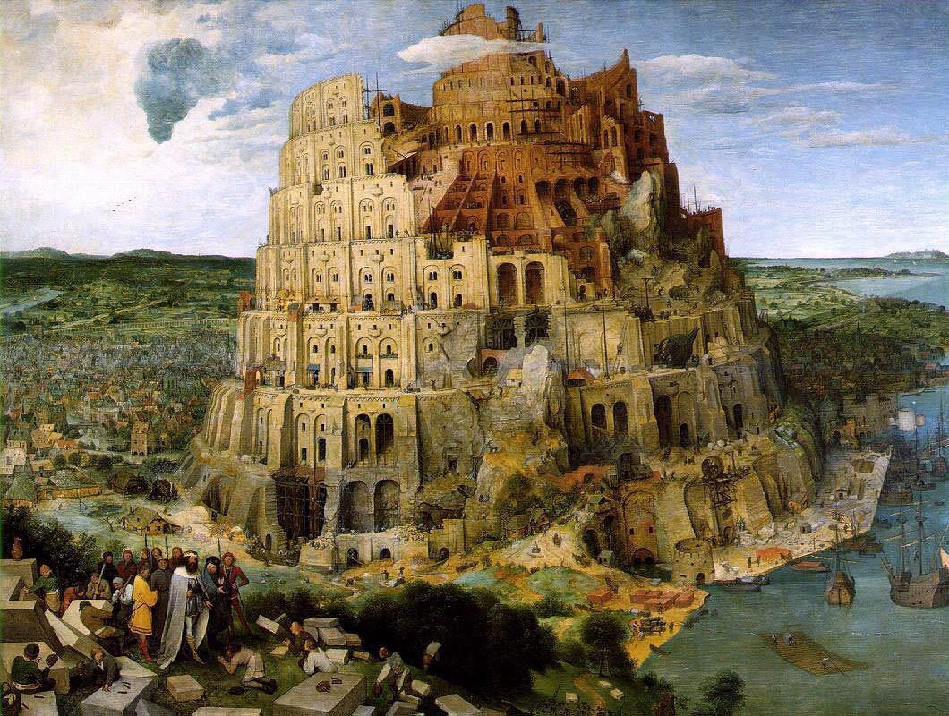 """Конкурс """"Картина"""" Bruegel-vavilon"""