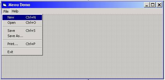 الدرس السادس عشر ...أنشاء القوائم menu, و أشرطة الادوات Toolbar !!! Image020