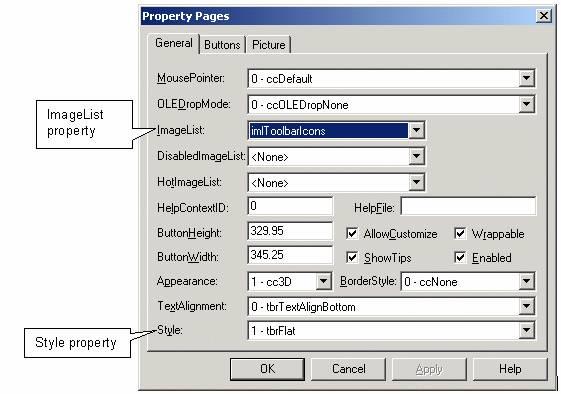 الدرس السادس عشر ...أنشاء القوائم menu, و أشرطة الادوات Toolbar !!! Image013