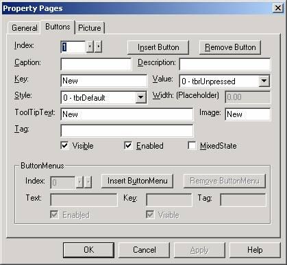 الدرس السادس عشر ...أنشاء القوائم menu, و أشرطة الادوات Toolbar !!! Image016
