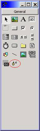 الدرس الحادى و العشرون...قواعد البيانات / الجزء الخامس :الاتصال بقاعدة بيانات أكسس بأستخدام أداة ADO Data Control   Image008