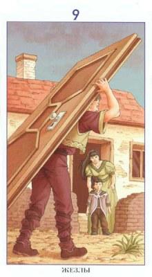 Таро 78 Дверей - Страница 2 Wands09