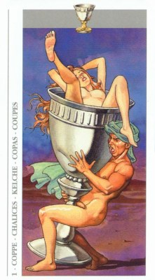 DECAMERON TAROT галерея таро и значения  - Страница 2 Cups01