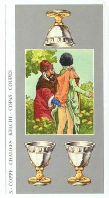 DECAMERON TAROT галерея таро и значения  - Страница 2 Cups03