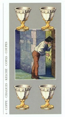 DECAMERON TAROT галерея таро и значения  - Страница 2 Cups04