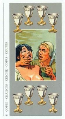DECAMERON TAROT галерея таро и значения  - Страница 2 Cups08