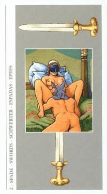 DECAMERON TAROT галерея таро и значения  - Страница 3 Swords02