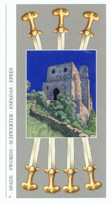 DECAMERON TAROT галерея таро и значения  - Страница 3 Swords07
