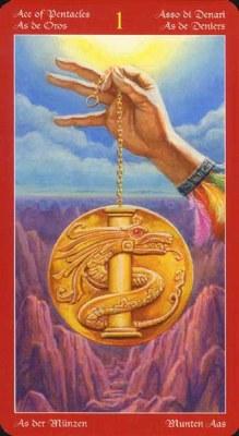Dragons Tarot , галерея таро и значения - Страница 3 Coins01