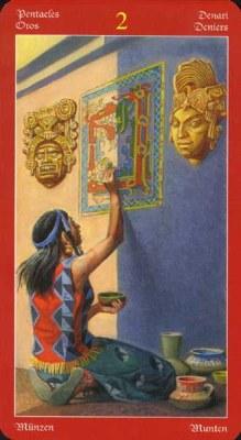 Dragons Tarot , галерея таро и значения - Страница 3 Coins02