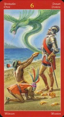 Dragons Tarot , галерея таро и значения - Страница 3 Coins06