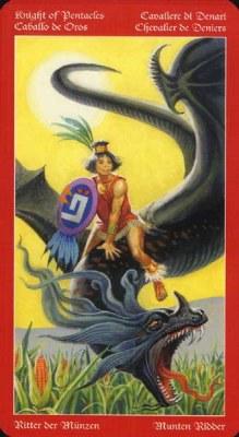 Dragons Tarot , галерея таро и значения - Страница 4 Coins12