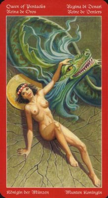 Dragons Tarot , галерея таро и значения - Страница 4 Coins13