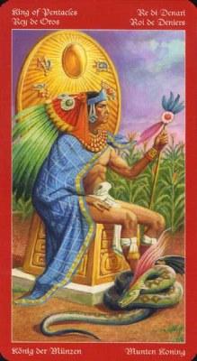 Dragons Tarot , галерея таро и значения - Страница 4 Coins14