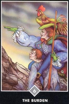 Ошо Дзен Таро , галерея таро и значения - Страница 3 Swords06