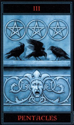 THE GOTHIC TAROT - Страница 3 Coins03