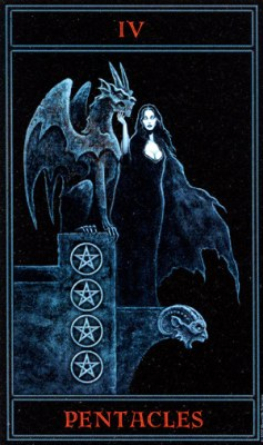 THE GOTHIC TAROT - Страница 3 Coins04