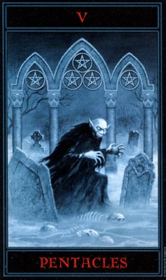 THE GOTHIC TAROT - Страница 3 Coins05