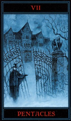 THE GOTHIC TAROT - Страница 3 Coins07
