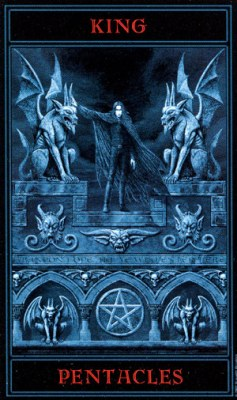 THE GOTHIC TAROT - Страница 4 Coins14