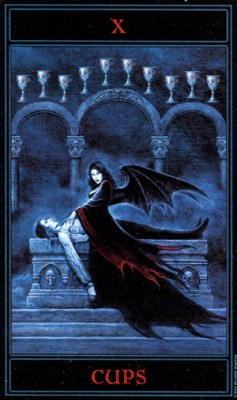 THE GOTHIC TAROT - Страница 2 Cups10