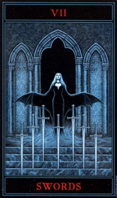 THE GOTHIC TAROT - Страница 3 Swords07