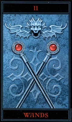 THE GOTHIC TAROT Wands02