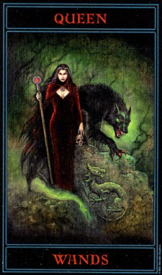 THE GOTHIC TAROT - Страница 2 Wands13