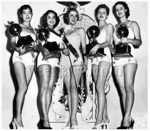 Fun and Cool: Miss Universe Winners Pictures Since 1952
