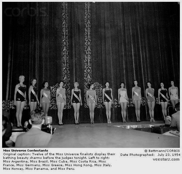 MISS UNIVERSE IN HISTORY! 1954mu-usa-15